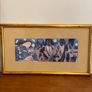 Other - Jazz art - signed piece